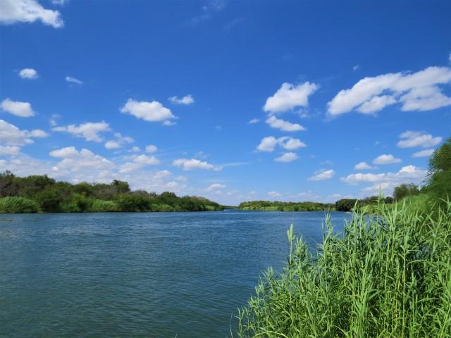 Rio Grande at Salineno