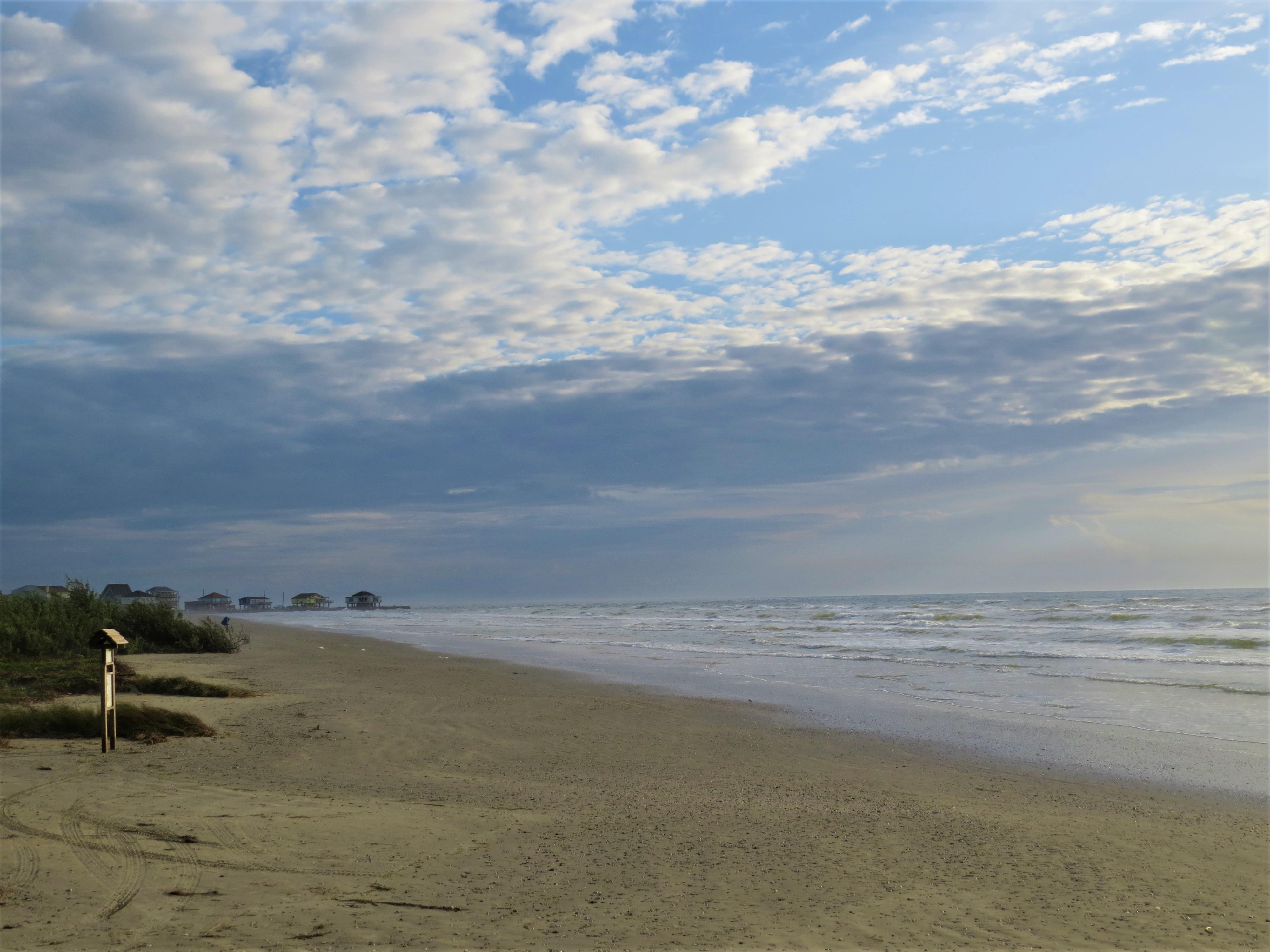 Beach at San Luis