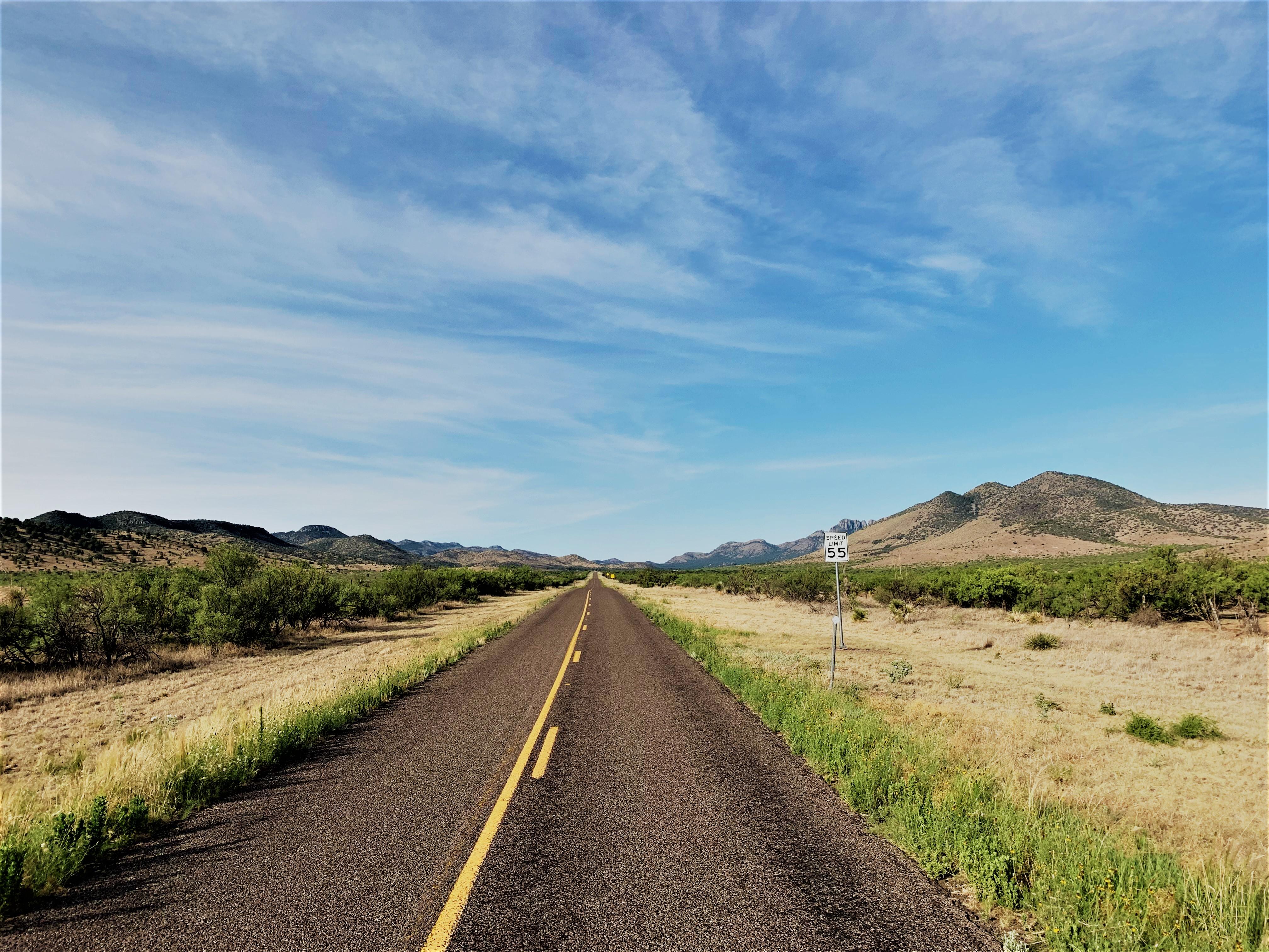 Fort Davis Highway